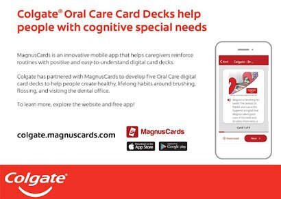 Colgate Oral Care Card Deck