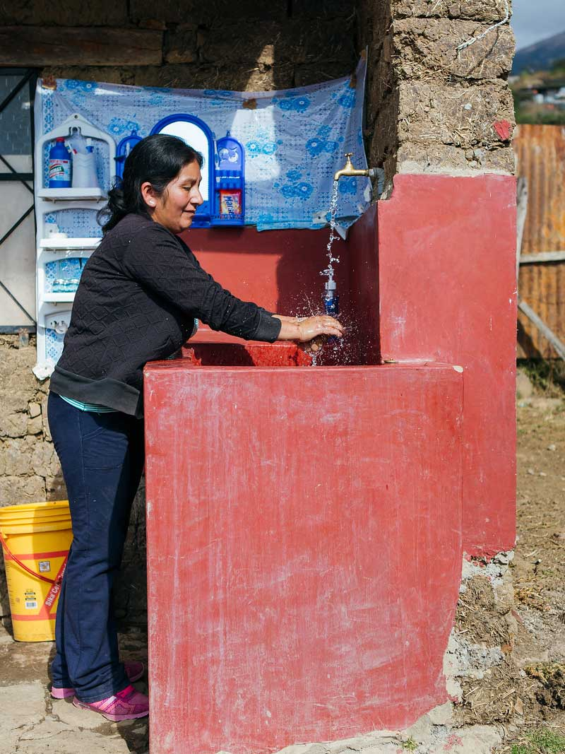 Water For People - Peru